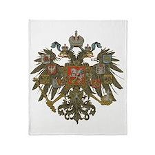 Romanov Dynasty Throw Blanket