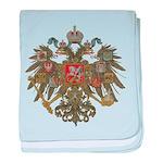 Romanov Dynasty baby blanket