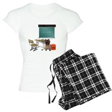 Cairn Terrier Obedience Pajamas