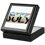 Due in July - Beach Keepsake Box