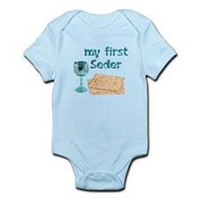 Baby's first Passover Infant Bodysuit
