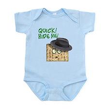 Passover matzah Infant Bodysuit