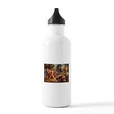 Calydonian Boar Hunt Sports Water Bottle