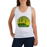 Sunset Lodges Women's Tank Top
