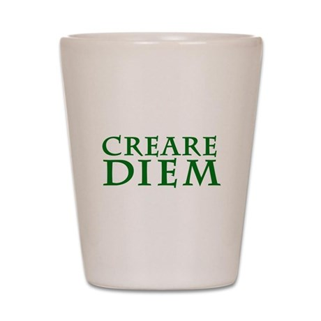 Creare Diem Shot Glass