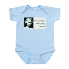 Idiot Congress Infant Bodysuit