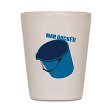 Mah Bucket Shot Glass