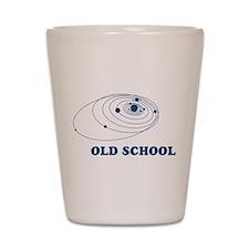 Old School Solar System Shot Glass