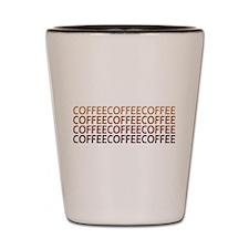 Coffee Shot Glass