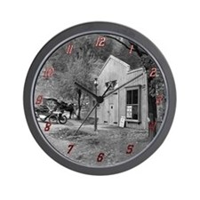 Ford Dealership Wall Clock