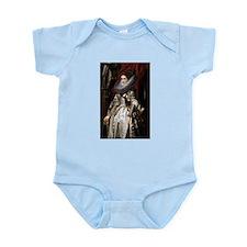 Portrait of Marchesa Brigida Infant Bodysuit
