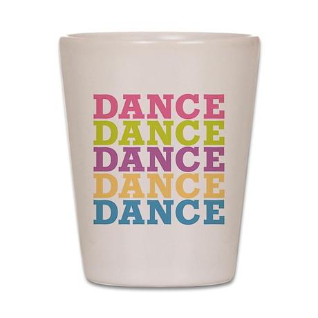 Dance Shot Glass