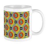 Five and Dime Coffee Mug