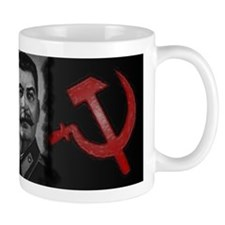 Stalin (English) Small Mug