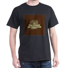 Dirt-Worship-Bamboo-T-Shirt-(8100)333 T-Shirt