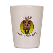 Future paleontologist Shot Glass