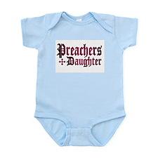 """Preachers Daughter"" Infant Creeper"