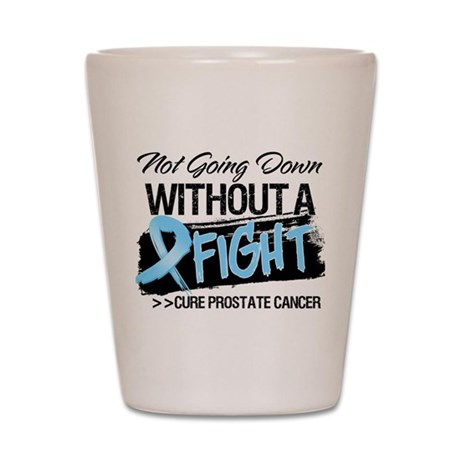 Fight Prostate Cancer Shot Glass