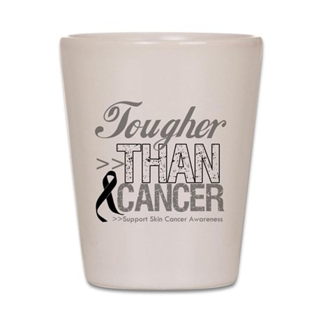Tougher Than Cancer Shot Glass