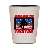 Triston Proud Son Shot Glass