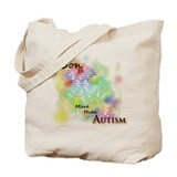 More than Autism (Son) Tote Bag