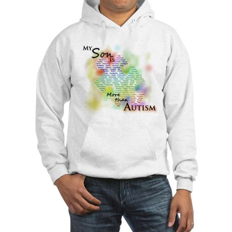 More than Autism (Son) Hooded Sweatshirt
