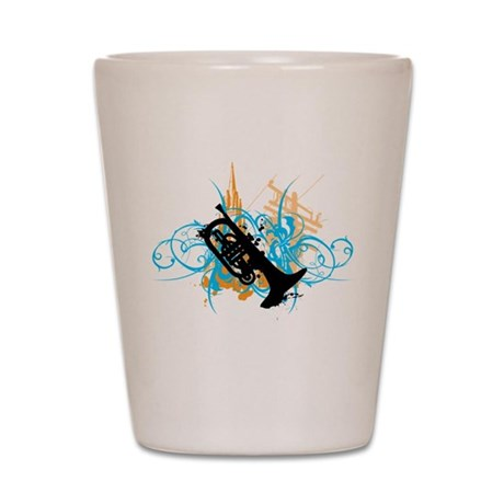 Urban Mellophone Shot Glass