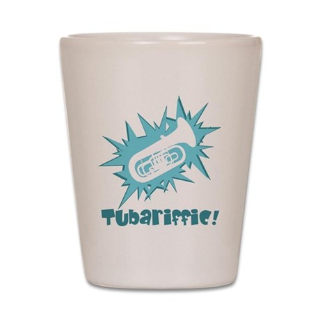 Tubariffic Shot Glass