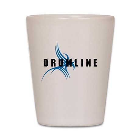 Drumline Shot Glass
