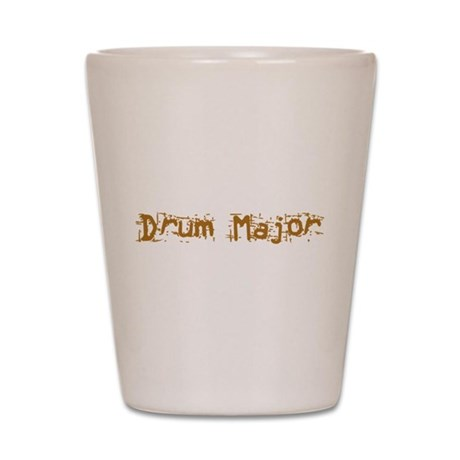 Drum Major Shot Glass