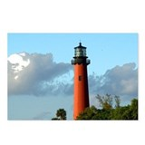 Jupiter Inlet Lighthouse Postcards (Package of 8)