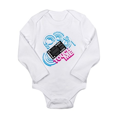 Stanton Touch Me Long Sleeve Infant Bodysuit
