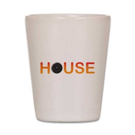 House Music Shot Glass