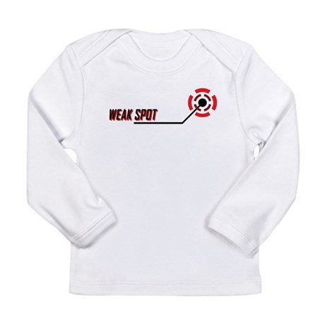 Weak Spot Long Sleeve Infant T-Shirt