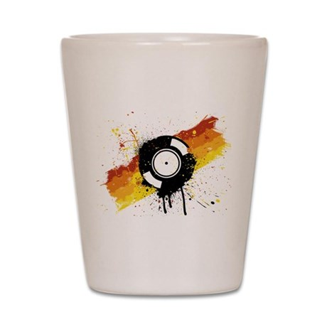 Show your true colours Shot Glass