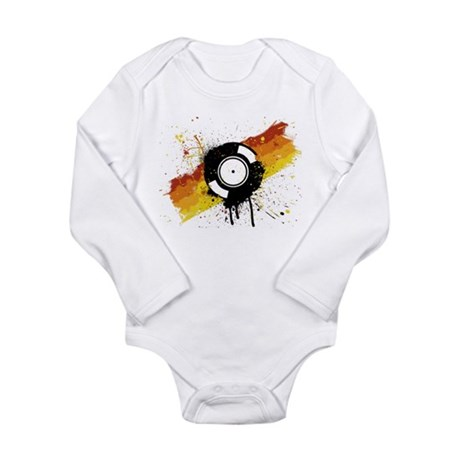 Show your true colours Long Sleeve Infant Bodysuit