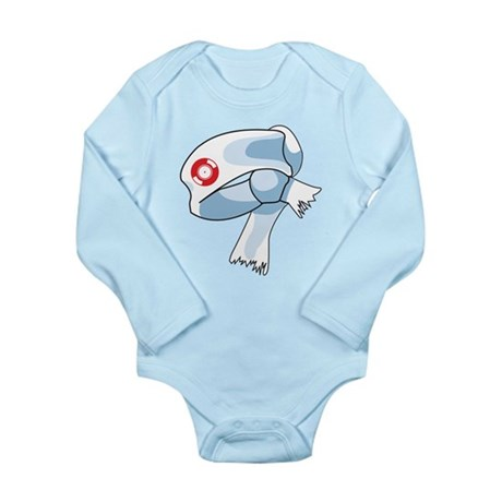 Kamikaze Long Sleeve Infant Bodysuit