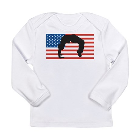 Dance For America Long Sleeve Infant T-Shirt
