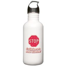 STOP! Water Bottle