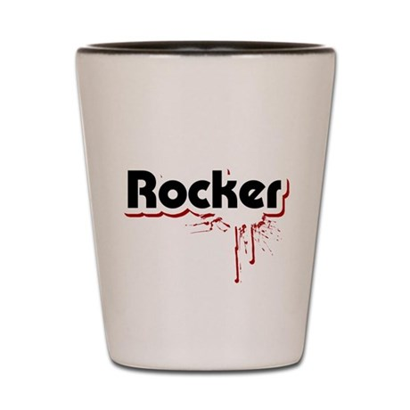 Rocker Shot Glass