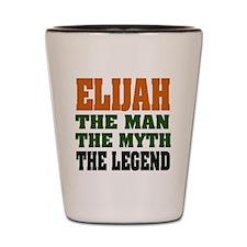 ELIJAH -the legend Shot Glass