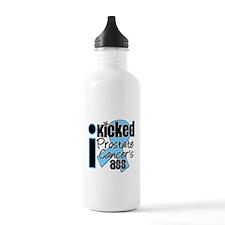 IKickedProstateCancerAss Sports Water Bottle