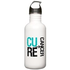 Cure (Thyroid) Cancer Water Bottle