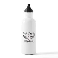 Bone Cancer Survivor Water Bottle