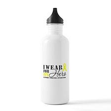 Sarcoma Hero Water Bottle