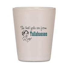 Best Girls Tallahassee Shot Glass