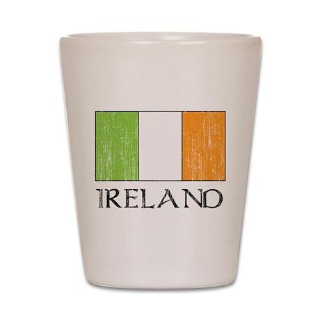 Ireland Flag Shot Glass