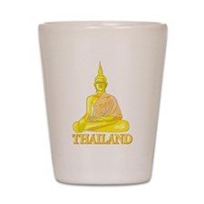 Thailand Buddah Shot Glass