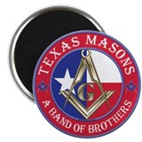 Texas Brothers Magnet