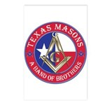 Texas Brothers Postcards (Package of 8)